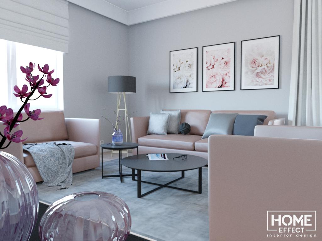 projekt salon homeeffect